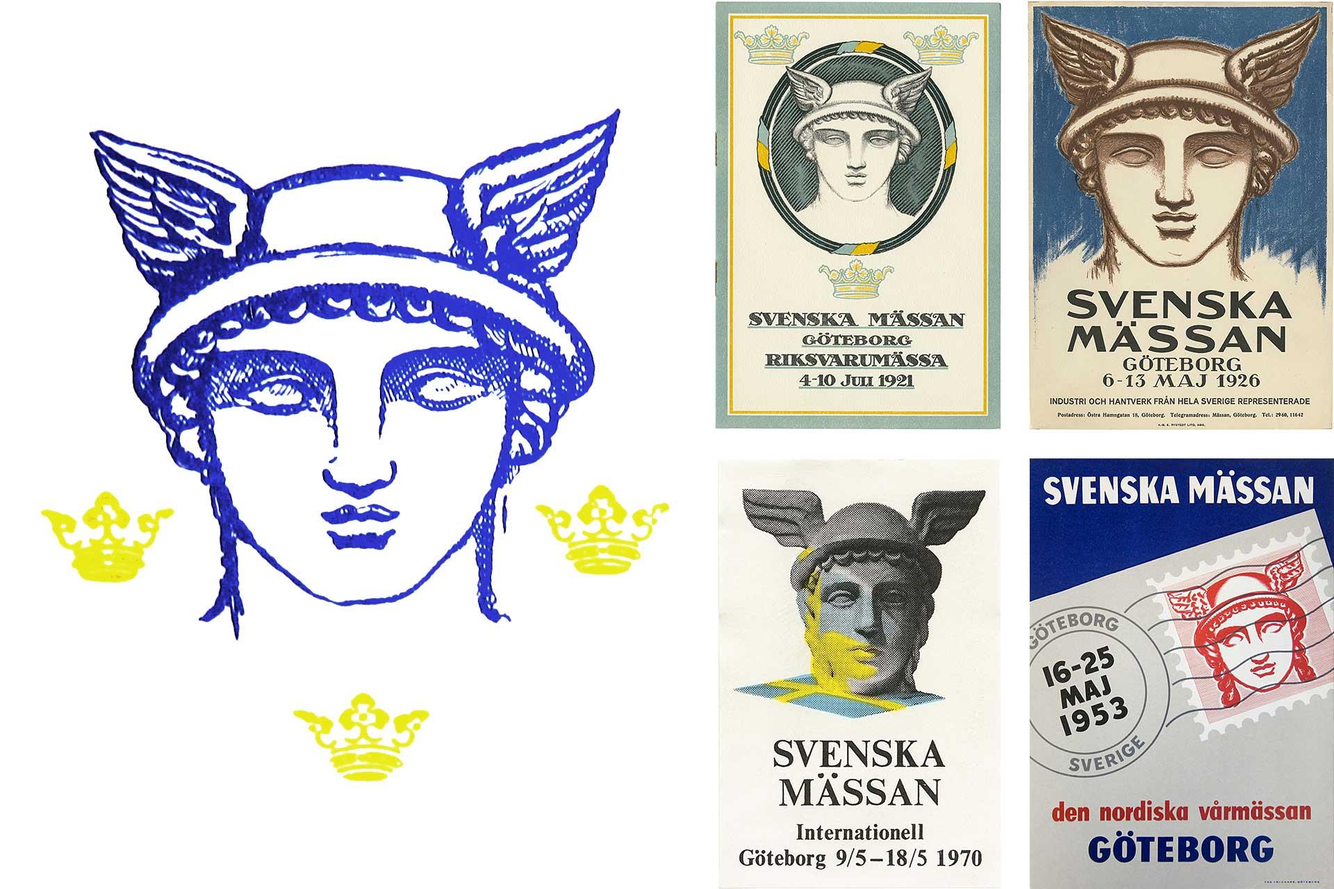 Symbolen i Svenska Mässans logotype