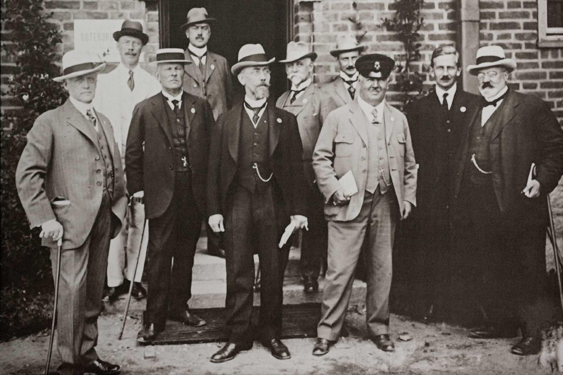 Svenska Mässans grundare