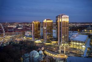 Svenska Mässan och Gothia Towers 2019